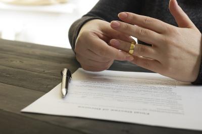 Divorce par consentement